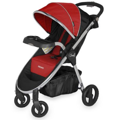 Recaro® Performance Denali Luxury Stroller in Scarlet