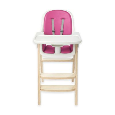 OXO Tot® Sprout™ High Chair in Pink/Birch