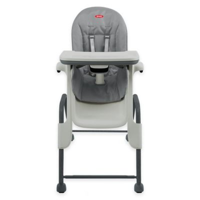 OXO Tot® Seedling High Chair in Graphite/Dark Grey