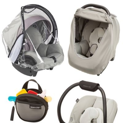 Maxi-Cosi® Cosi 4-Piece Infant Car Seat Accessory Kit