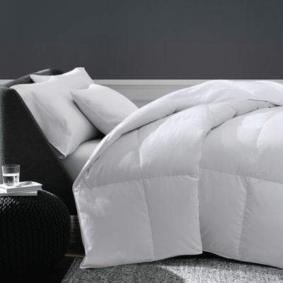 The Seasons Collection® Extra Warmth Down Cotton Jacquard Twin Comforter