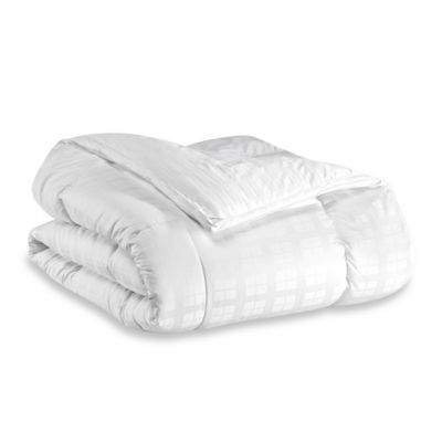 The Seasons Collection® 400-Thread-Count Extra Warmth Down Alternative Twin Comforter
