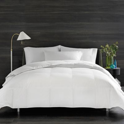 Real Simple® Solid Down Alternative Twin Comforter