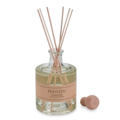 Maison Reed Diffuser in Honeysuckle