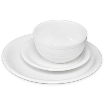 Fiesta® 3-Piece Bistro Set in White