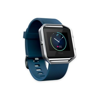 Fitbit™ Blaze™ Small Classic Accessory Band in Blue
