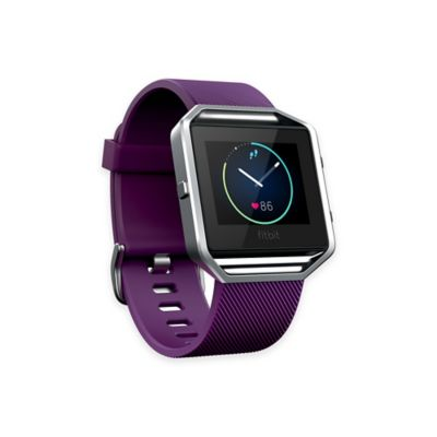 Fitbit™ Blaze™ Large Classic Accessory Band in Plum