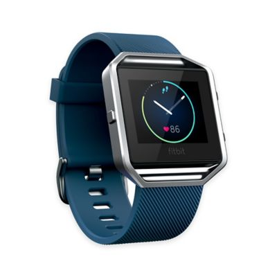 Fitbit® Blaze™ Large Smart Watch in Blue