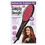 Simply Straight™ Ceramic Straightening Brush
