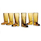 Kickback Amber 1 1/2-Ounce Shooters (Set of 6)
