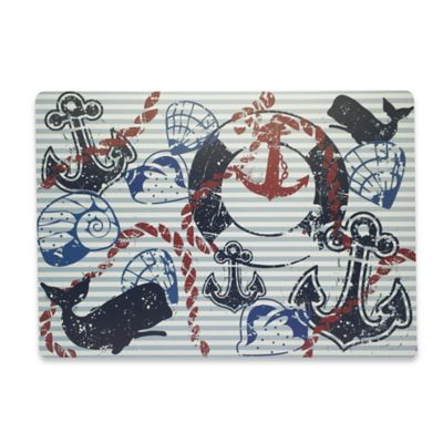 Seafarer Laminated Placemat