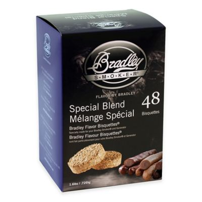 Bradley Smoker® 48-Count Special Blend Bradley Flavor Bisquettes®