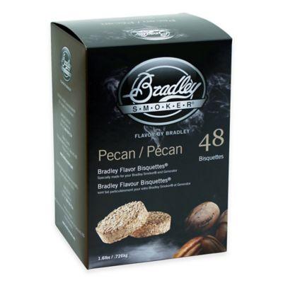 Bradley Smoker® 48-Count Pecan Bradley Flavor Bisquettes®