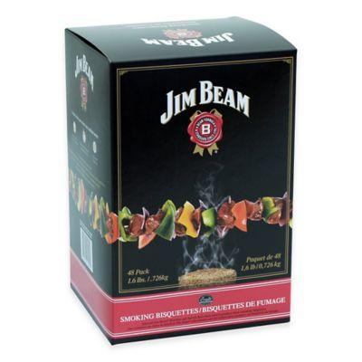 Bradley Smoker® 48-Count Jim Beam® Bradley Flavor Bisquettes®