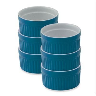 Dishwasher Safe Ceramic Ramekin
