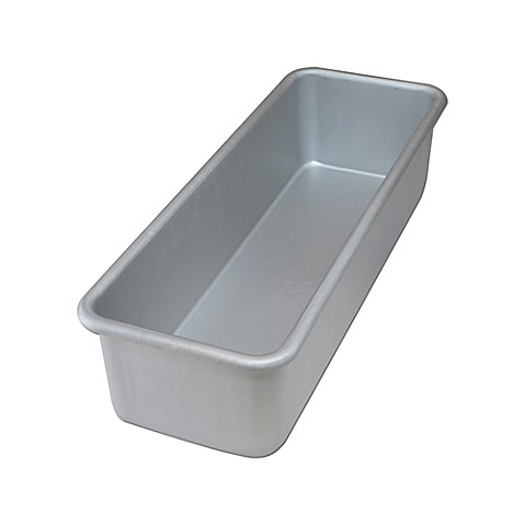 Buy Fat Daddio S Proseries 12 Inch X 4 Inch Bread Pan From
