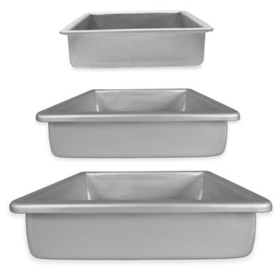 Fat Daddio's ProSeries 6-Inch x 2-Inch Square Cake Pan