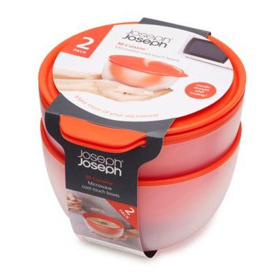 Joseph Joseph® M-Cuisine™ Microwave Cold-Touch Bowls (Set of 2)