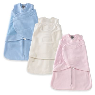 HALO® Sleepsack® Solid Swaddle Micro-fleece