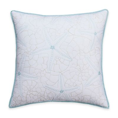 Coastal Life Luxe Bedding Accessories