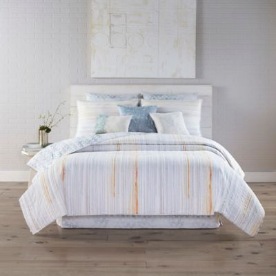 Kathy Davis Tranquility Reversible Twin Quilt Set