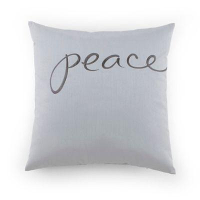 Peace Decorative Pillow
