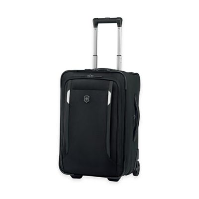 Expandable Wheeled Upright Carry-On