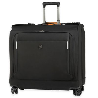 Victorinox® WERKS 5.0 8-Wheel Garment Storage Case in Black