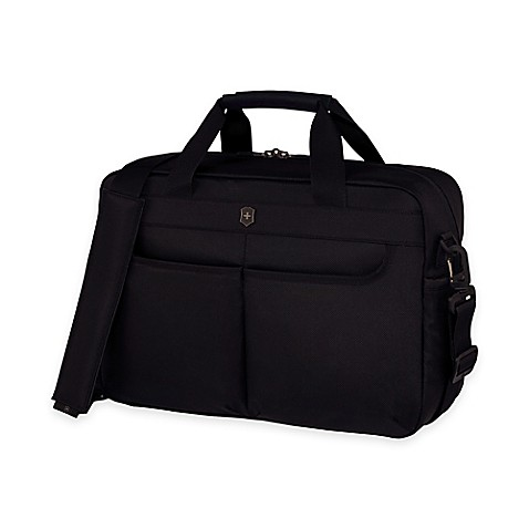 Victorinox® WERKS 5.0 Deluxe Travel Bag in Black - www.BedBathandBeyond.com