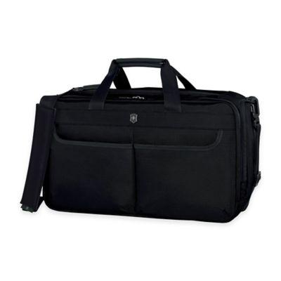 Victorinox® WERKS 5.0 20-Inch Laptop Cargo Duffle Bag in Black