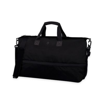 Victorinox® WERKS 5.0 Oversized Carry-All Tote with Drop Down Expansion in Black