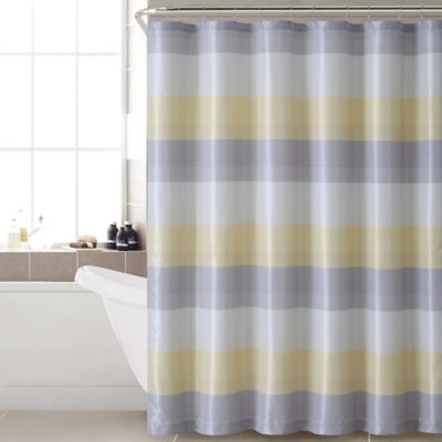 Hudson Shower Curtain
