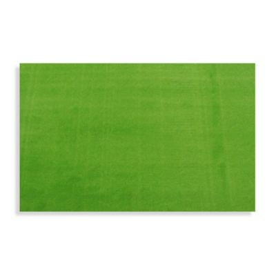 Fun Rugs™ LA Kids 3-Foot 3-Inch x 4-Foot 10-Inch Area Rug in Lime Green