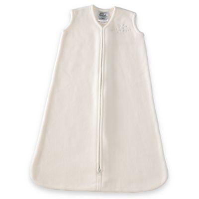 HALO® SleepSack® Large Micro-Fleece Wearable Blanket in Cream