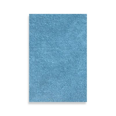 Fun Rugs™ Shag 3-Foot Area Rug in Light Blue