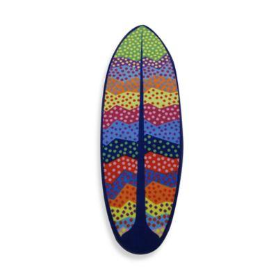 Fun Rugs™ 1-Foot 7-Inch x 4-Foot 10-Inch Wavy Ocean Area Rug