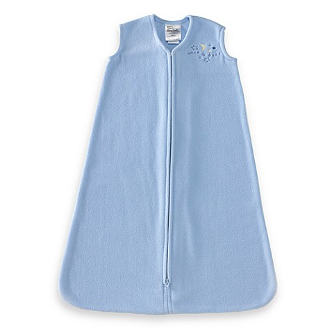 HALO® SleepSack® Large Micro-Fleece Wearable Blanket in Blue