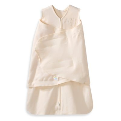 HALO® SleepSack™ Size Newborn Swaddle Cotton in Cream