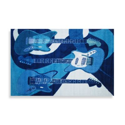 Blue Decorative Rugs