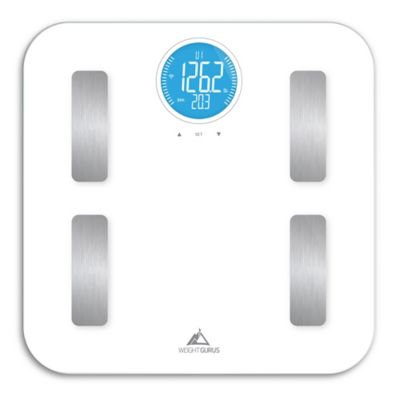 Weight Gurus® WiFi Smart Body Composition Scale