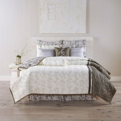 Kathy Davis Solitude Reversible King Quilt Set