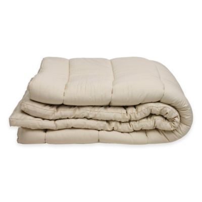 myMerino™ Wool Twin Mattress Topper