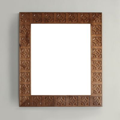 James Martin Mykonos 37-Inch Mirror in Cinnamon