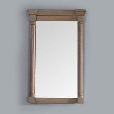 James Martin Furniture Rectangular Mirror