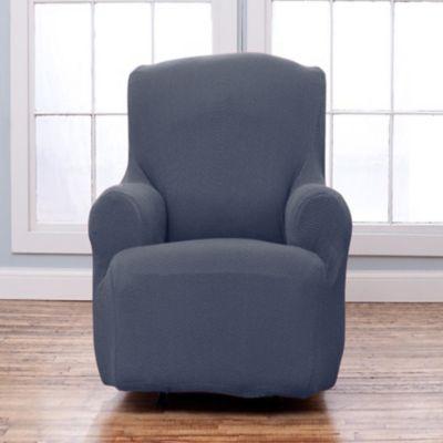 Grey Chair Slipcovers