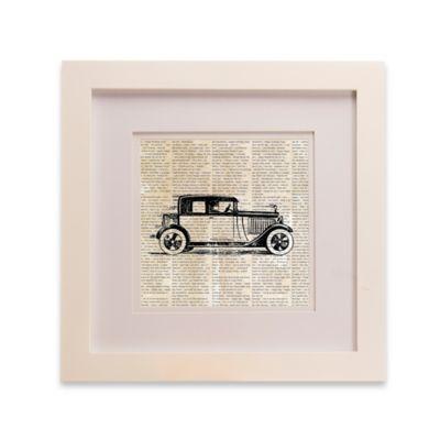 Glenna Jean Traffic Jam Roadster Framed Wall Art