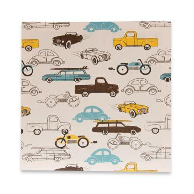 Glenna Jean Traffic Jam Cars Canvas Wall Art