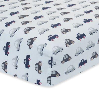 Crib Sheet Sets > Lambs & Ivy® Evan Fitted Crib Sheet