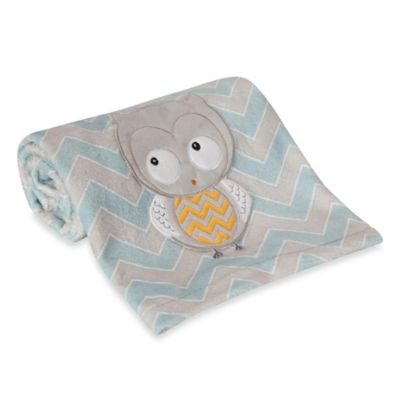 Lambs & Ivy® Night Owl Blanket