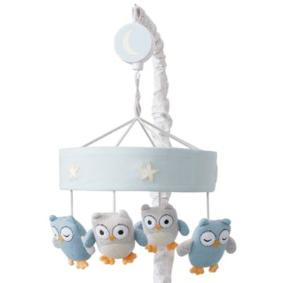 Mobiles > Lambs & Ivy® Night Owl Musical Mobile